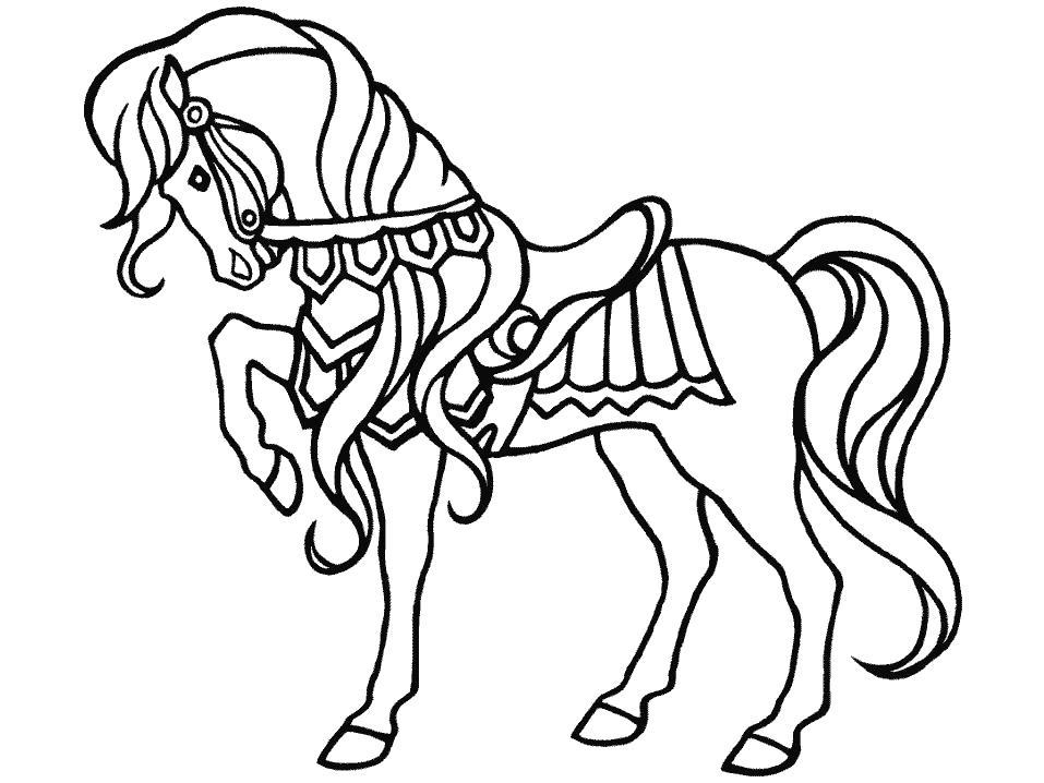 лошадка рыцаря Лошадки.
