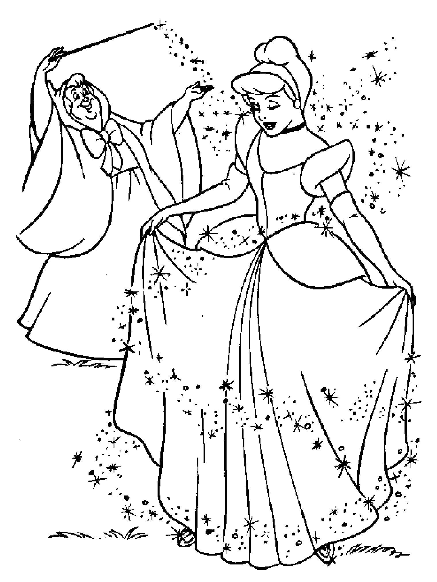 Для девочек Раскраска цветок для скачивания