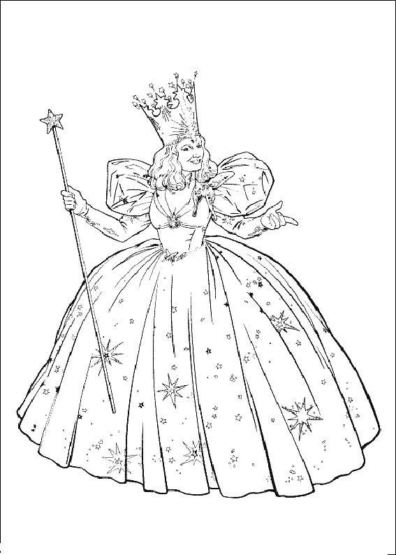 Раскраски снежная королева скачать