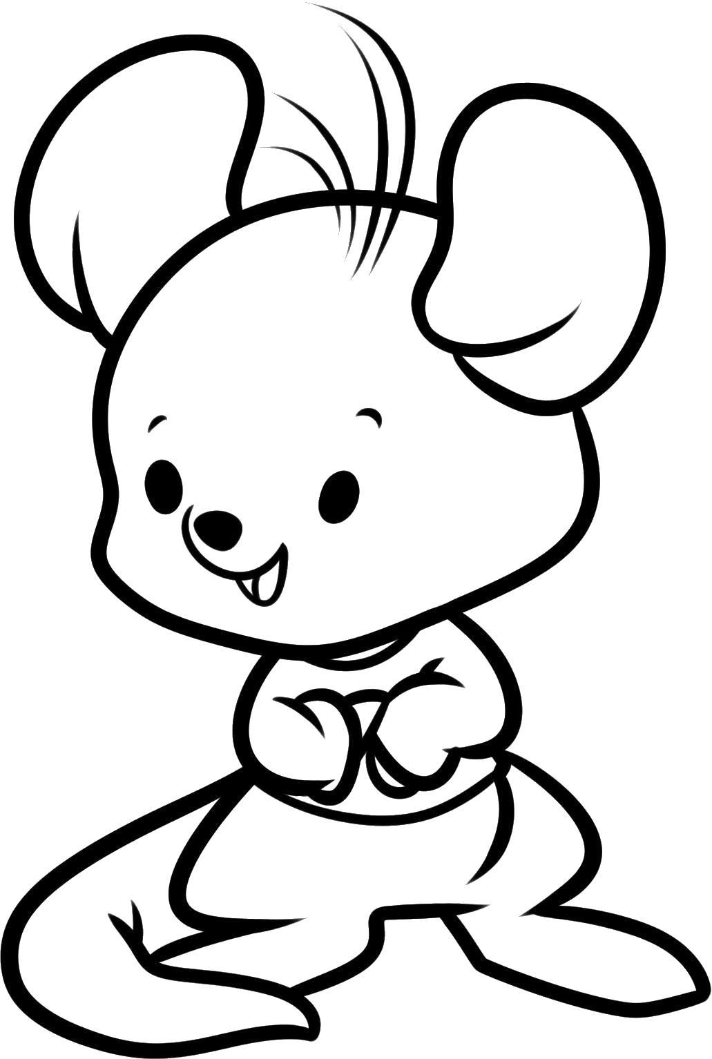 Супер крошка Раскраски для девочек бесплатно
