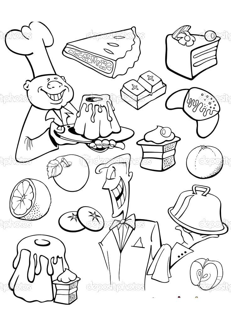 Раскрась картинку Раскраски для девочек онлайн