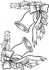 Колокольчики Раскраски цветы для девочек