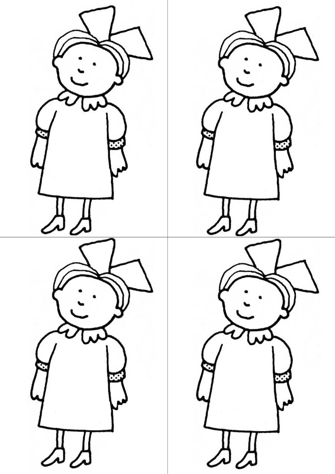 Девочка в платье Раскраски для девочек распечатать
