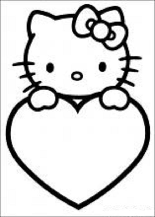 сердечки мальчик и девочка мультик раскраска сердечки