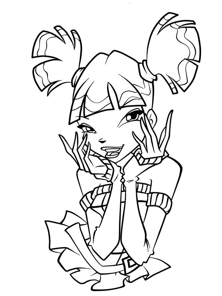 Девушка лягушка аниме 8