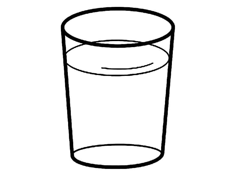 Stakan Vody Stakan Voda Raskraski Posuda Raskraski Detskie S Cvetami